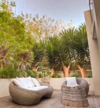 Bondi beach landscaping and garden design by Bell Landscapes, Sydney