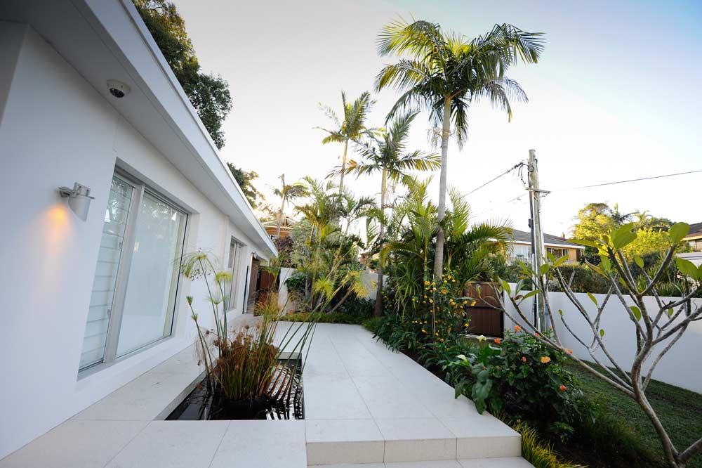 Cronulla garden design by Bell Landscapes, Sydney