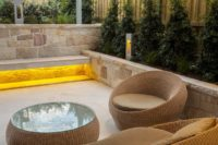 East Balmain landscape and garden design by Bell Landscapes, Sydney