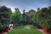 Lilyfield backyard landscaping garden design by Bell Landscapes, Sydney