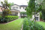 Pymble tropical pool landscaping by Bell Landscapes, Sydney.