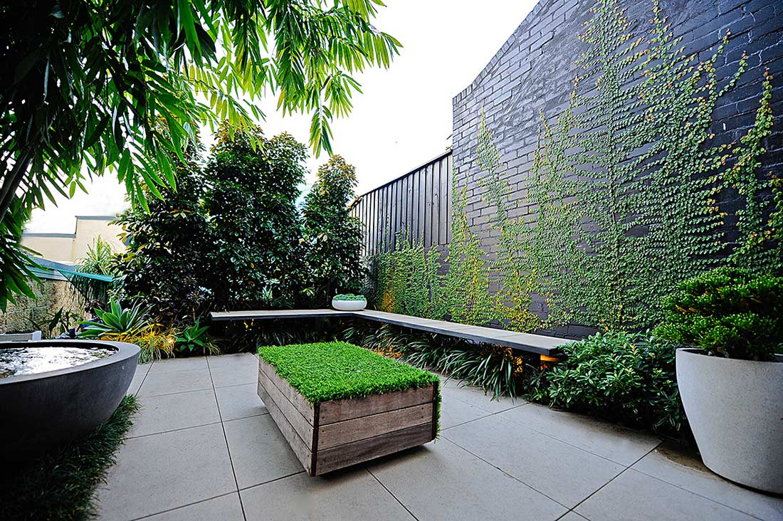 Private Small Garden Design: Landscape Design And Garden