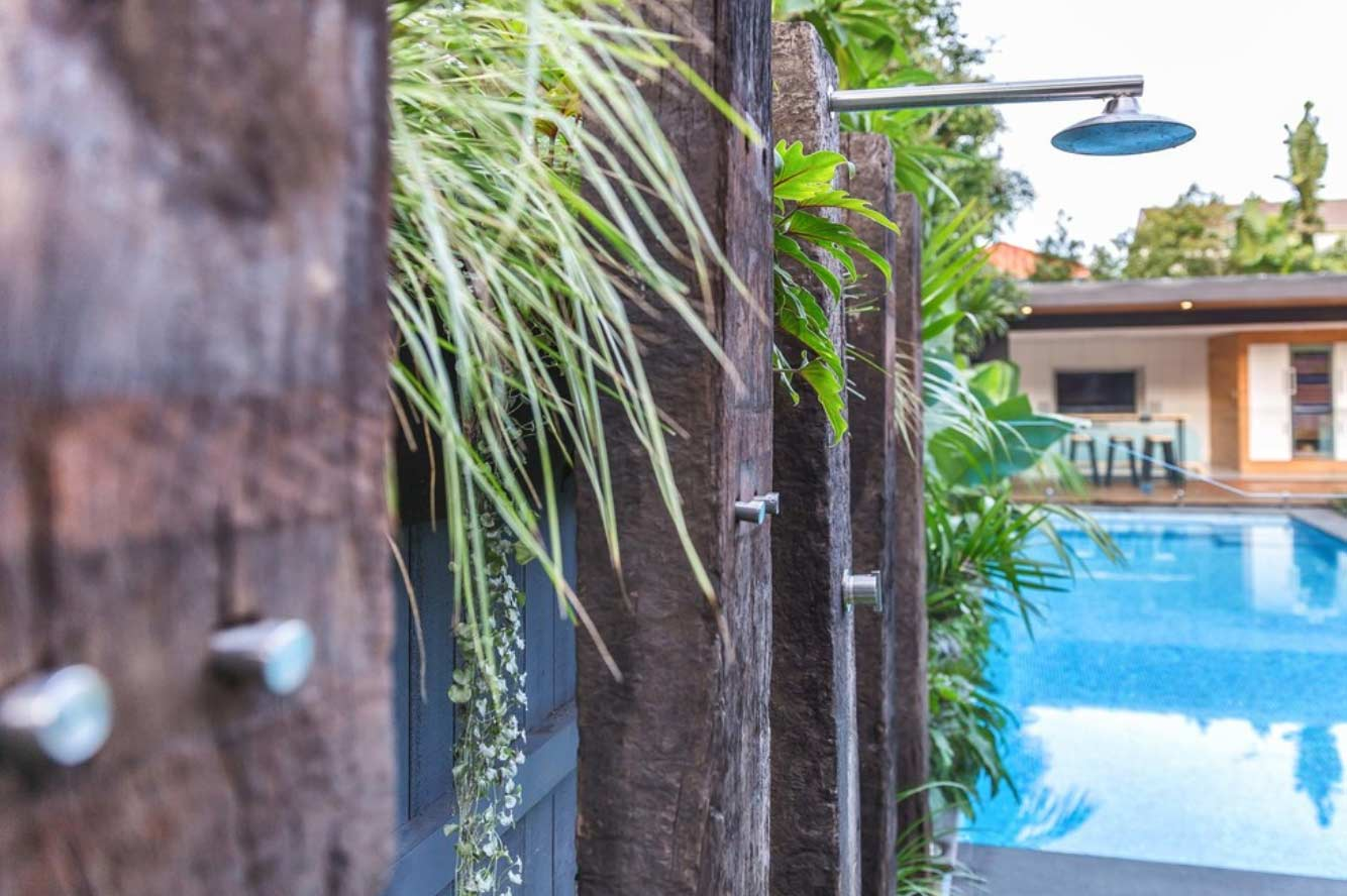 Coogee pool landscape design by Bell Landscapes, Sydney