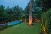 Rutnam garden design and pool landscaping by Bell Landscapes. Sydney