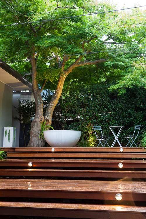 Rutnam garden design and pool landscaping by Bell Landscapes. Sydney