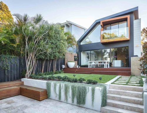 Rozelle House – Garden design (New)