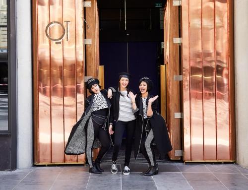 QT Melbourne – CBD Rooftop Garden Design (New)