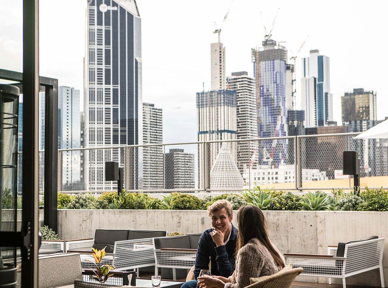 QT Sydney garden design by Bell Landscapes, Sydney.