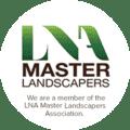 Bell Landscapes are a member of the LNA Master Landscapers Association