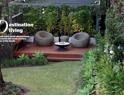 Pymble Garden in Backyard & Garden Design Ideas magazine